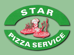 Star Pizza Service Logo